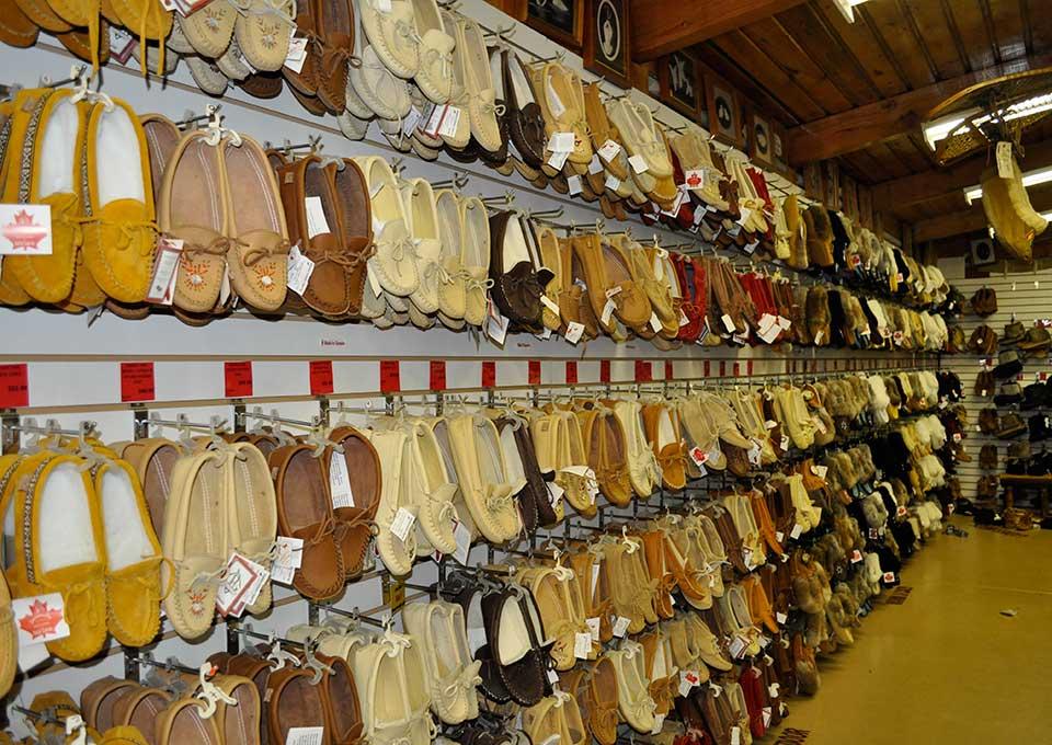 Agawa Crafts Store
