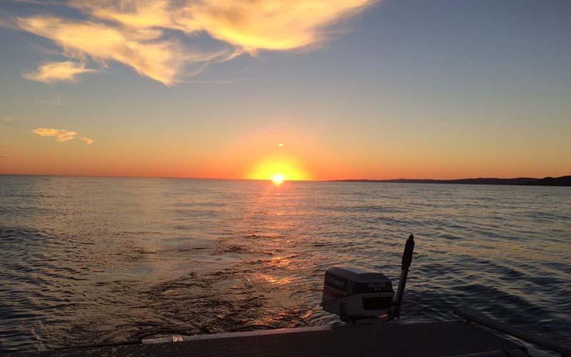 bucksmarina_sunset