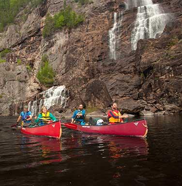 canoeing-agawa