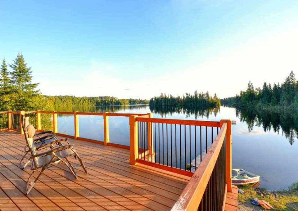 Pleasing Cottage Resorts In Algoma Northern Ontario Canada Download Free Architecture Designs Intelgarnamadebymaigaardcom