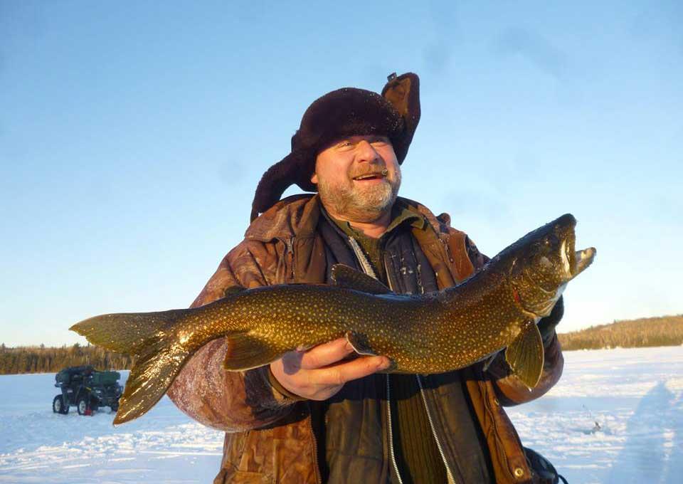 Fishing elliot lake