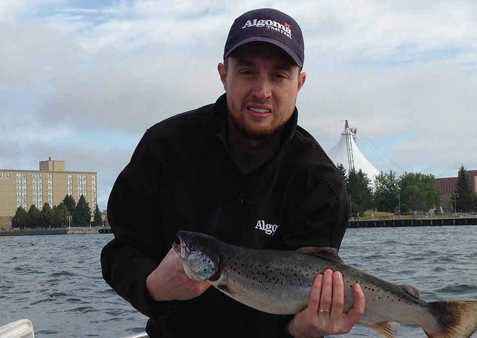 fishing charters algoma northern ontario