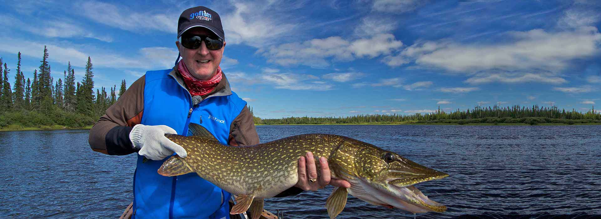 Fly fishing in northern ontario canada for Fly in fishing canada