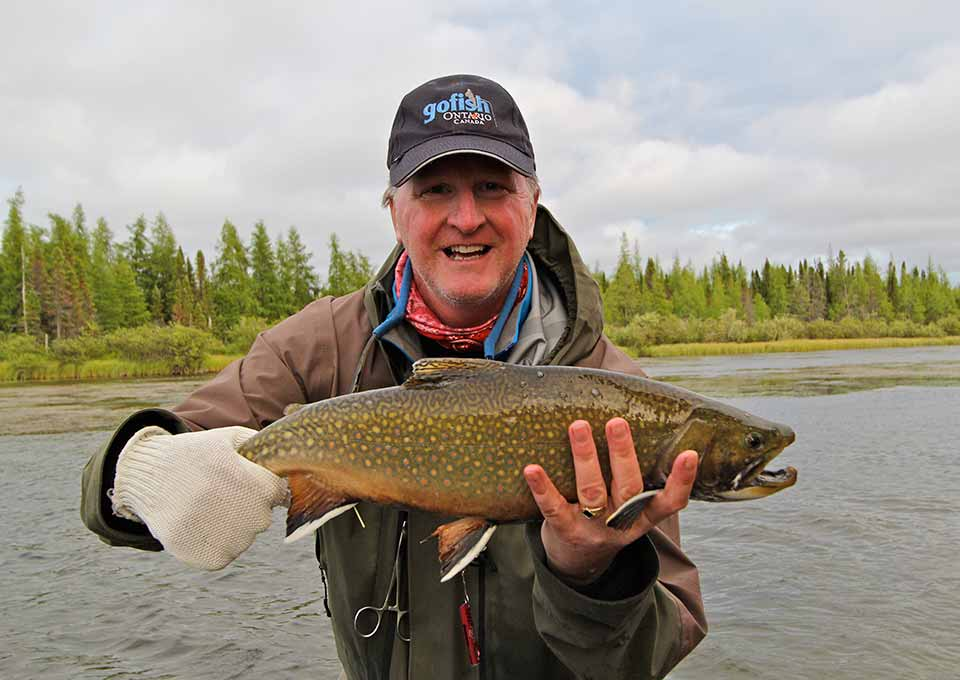 Fly fishing in northern ontario canada for Canadian fishing lodges