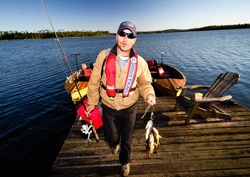 Fly in fishing lodges algoma northern ontario canada for Fly in fishing canada