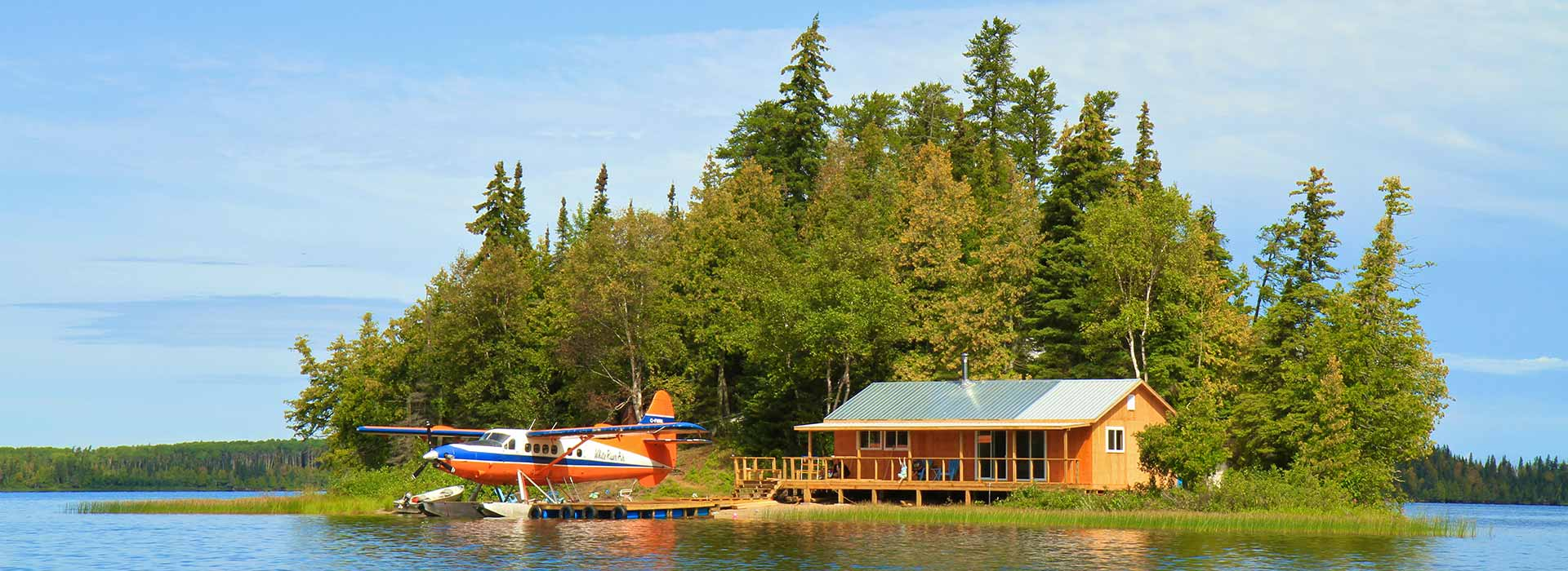Fly In Fishing Lodges Algoma Northern Ontario Canada