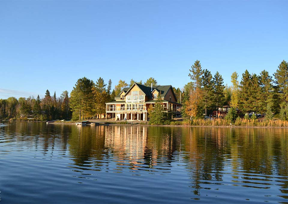 Moose Horn Lodge Chapleau Northern Ontario Canada