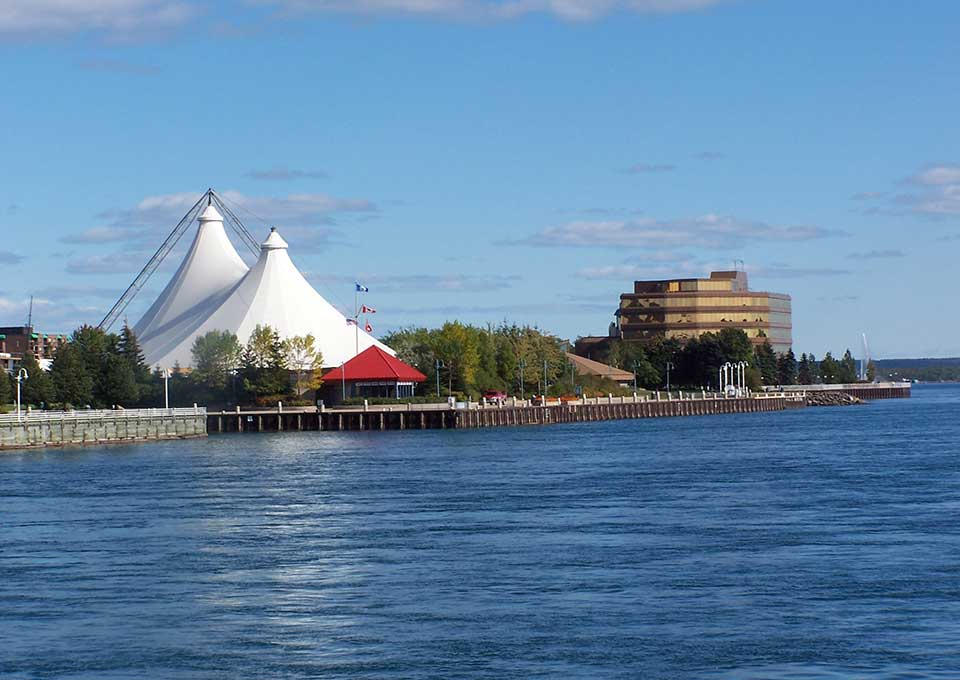 Sault Ste Marie Northern Ontario Canada