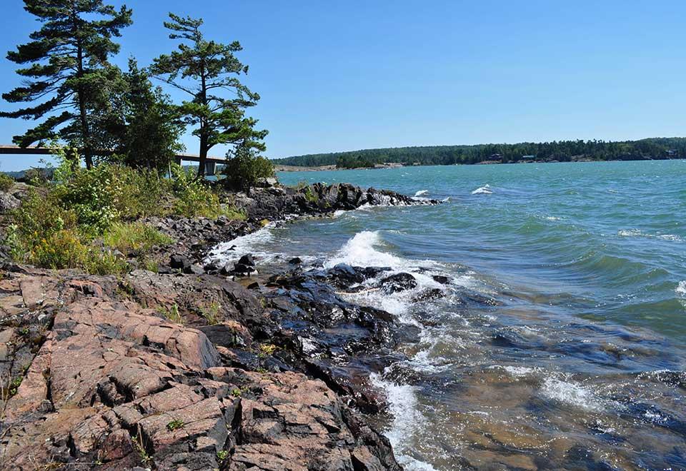 St  Joseph Island, Northern Ontario, Canada