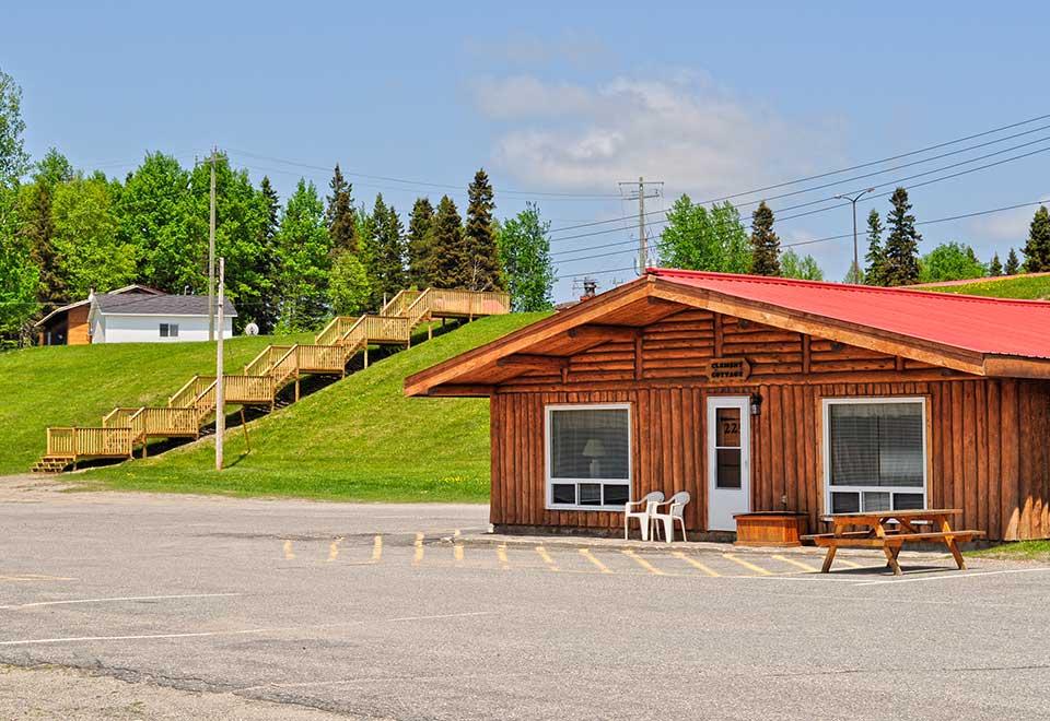 Wawa Motor Inn Wawa Northern Ontario Canada