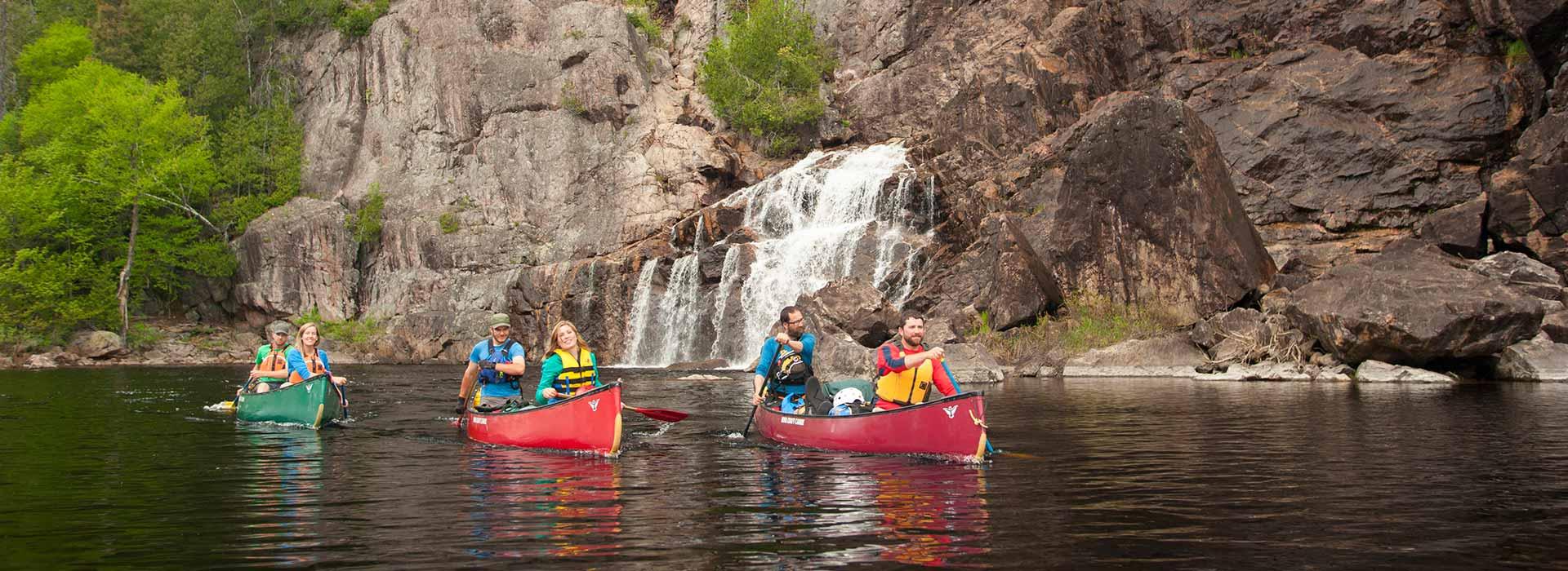 canoeing-algoma