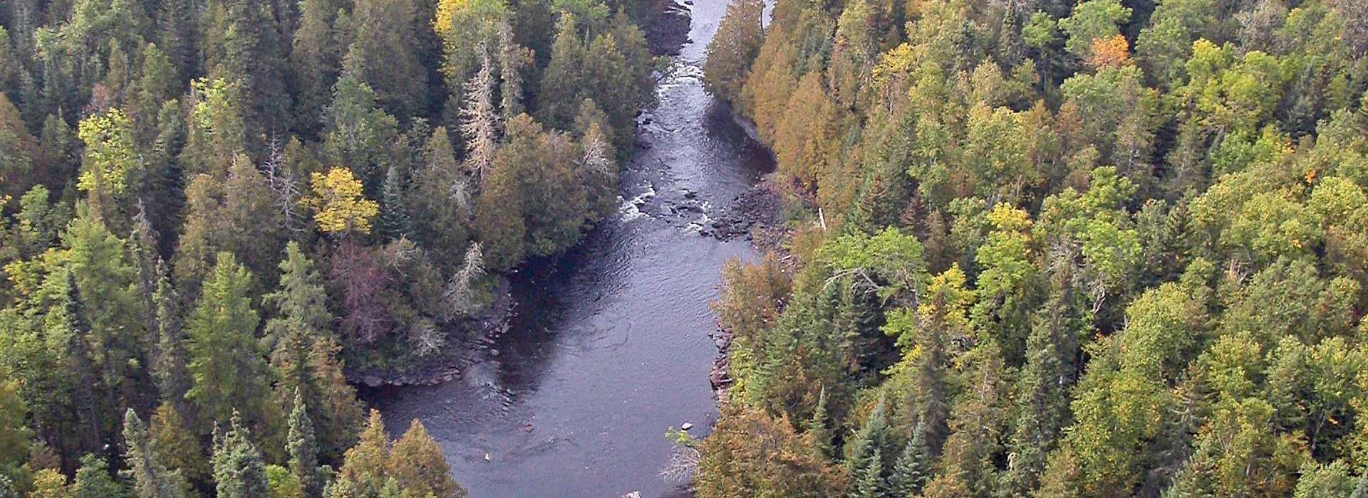 Chapleau Nemegosenda River Provincial Park Algoma Country