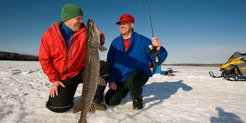 Chapleau pike ice fishing derby algoma country for Ice fishing derby