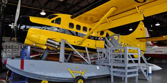 Bushplane museum