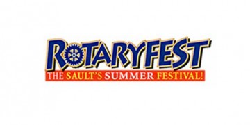rotaryfest sault ste marie logo