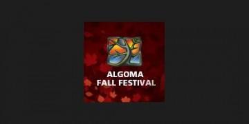 algoma fall festival logo