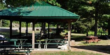 iron bridge farmers market pavillon