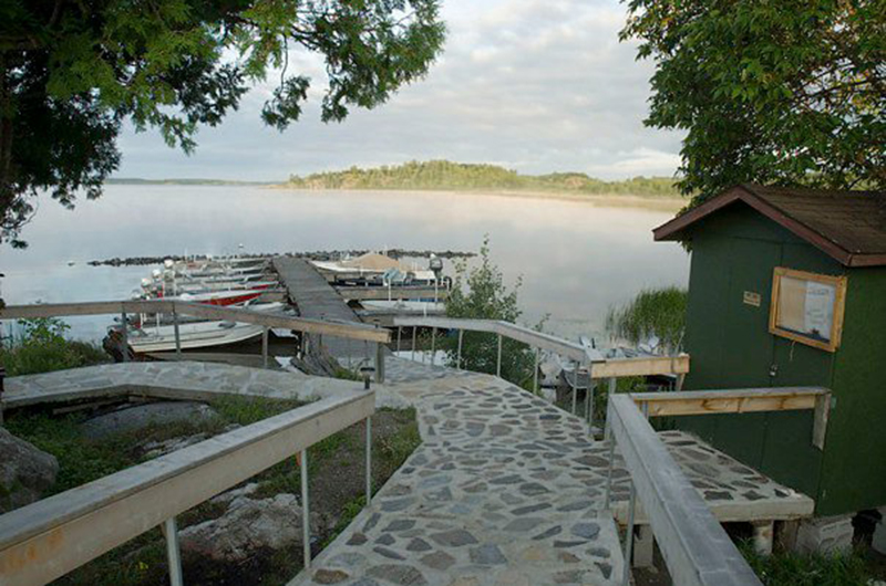 Brennan harbour resort fishing package northern ontario for Ontario canada fishing resorts