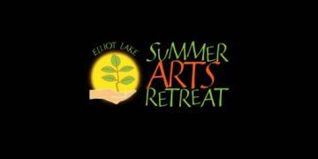 summer arts retreat logo