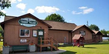 timber village museum blind river