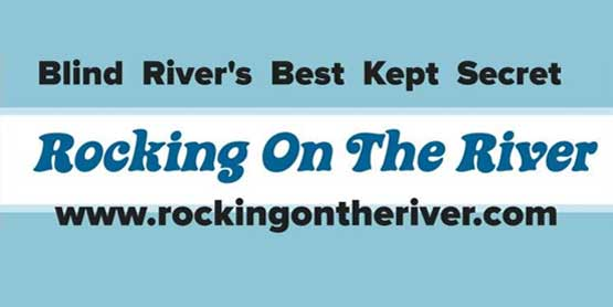 rocking on the river event logo