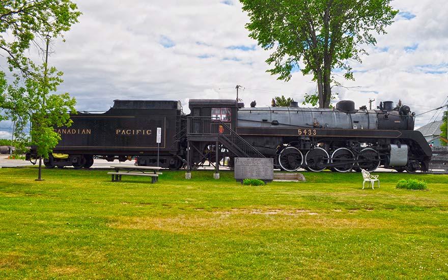 chapleau-steam-engine