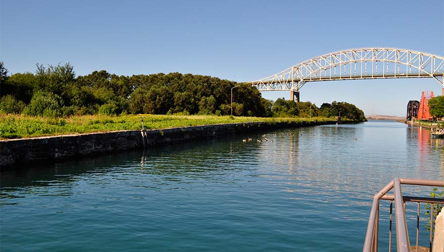 Canal.SwingBridge