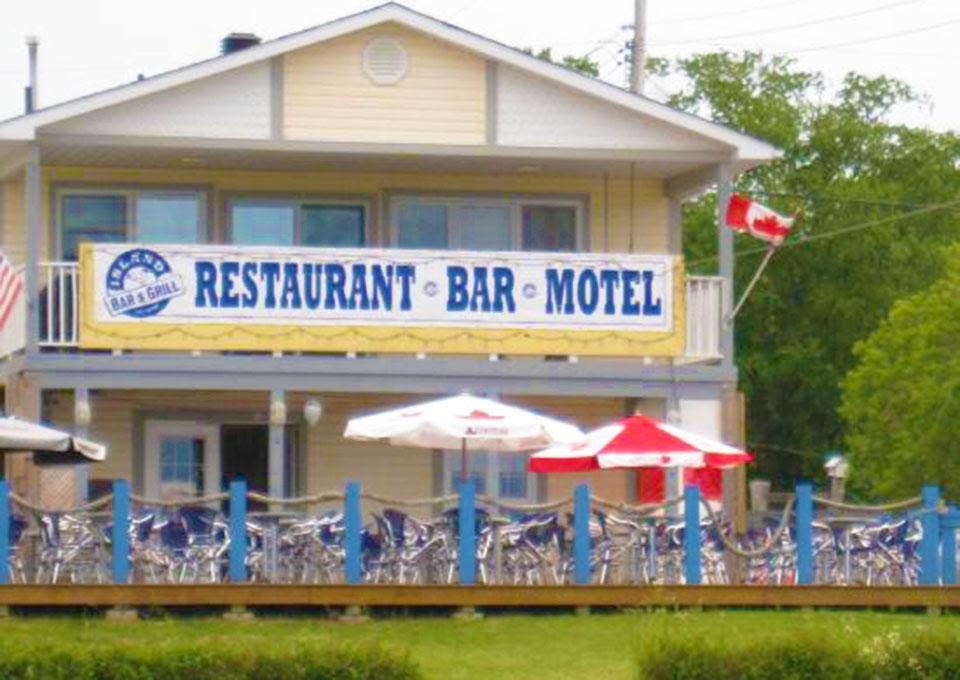 HiltonBeachInn-Restaurant