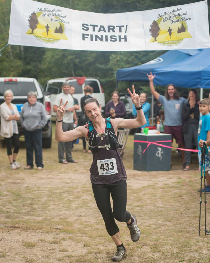 Heather-30km-Finish