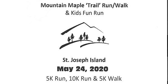 Mountain Maple Trail Run Walk 2020