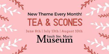 SaultMuseum.TeaScones.Event