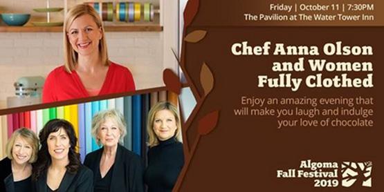 ChefAnnaOlson.Event