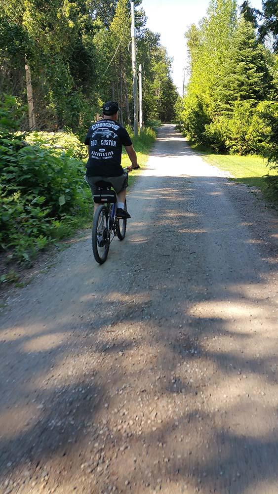 9-Biking
