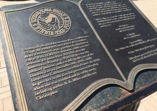whiteriver-winnie-plaque