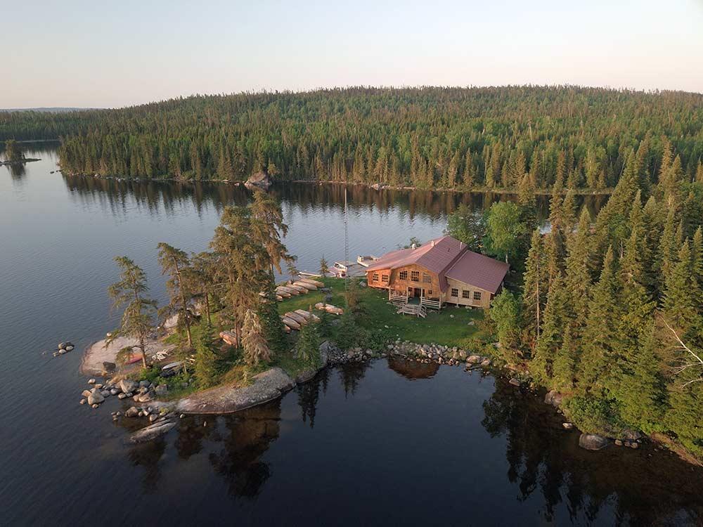 aerial-shot-of-lodge
